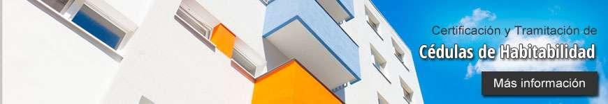 Cédulas de Habitabilidad con GMS Arquitectura. Consigue los diferentes trámites y certificados arquitectónicos necesarios para vender una casa