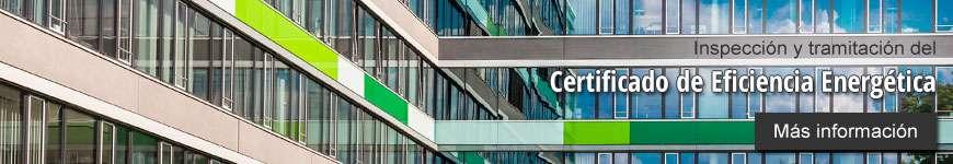Certificados de Eficiencia Energética con GMS Arquitectura. Contacta con nosotros para preparar adecuadamente y conseguir la certificación energética de un edificio