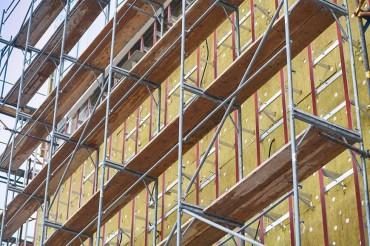 Rehabilitación energética de edificio