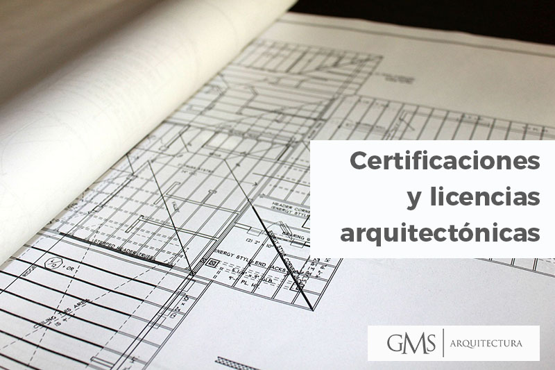 Qué revisar en cada certificación o licencia arquitectónica